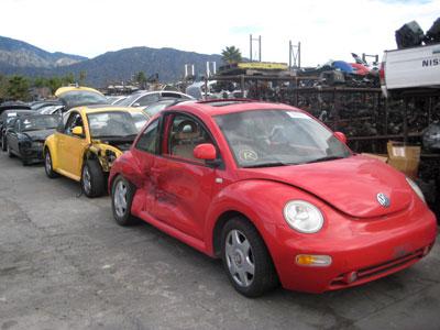 VW Auto Wrecking Yard | Duarte | FAST Auto Salvage